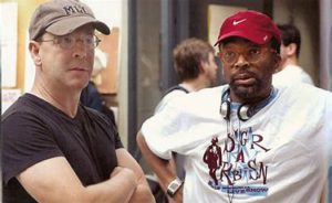 Barry Alexander Brown working with Spike Lee
