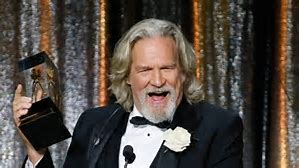 Jeff Bridges receives the Governors Board Award