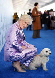 Glenn Close attends the 2019 Film Independent Spirit Awards on February 23, 2019 in Santa Monica, California. (Photo by John Shearer/Getty Images)