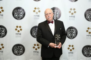 Career Achievement Award Recipient and Supervising Sound Editor Stephen H. Flick