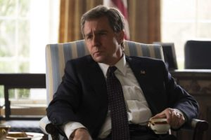 Sam Rockwell as George W. Bush in Vice