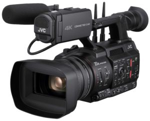 JVC GY-HC550 CONNECTED CAM Handheld Camcorder