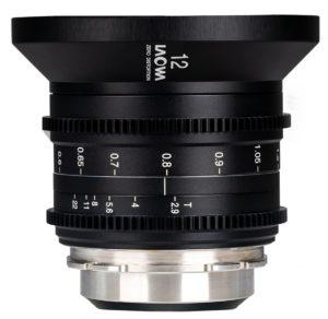 Laowa OOOM 12mm t/2.9 Zero-D