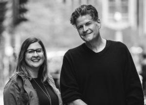 Heather Richardson and Patrick Caasey
