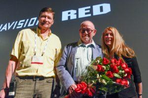 (Left to Right) Karl Kresser, Steven Poster and Juliane Grosso