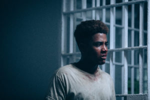 When They See Us, Episode 104 (L-R): Jharrel Jerome as Korey Wise, Photo Credit: Atsushi Nishijima