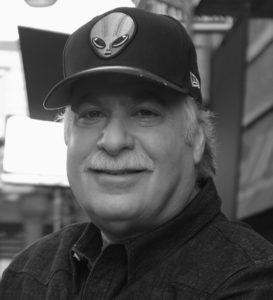 Cinematographer Gary Baum