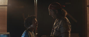 Noah Jupe and Shia LaBeouf in Honey Boy Courtesy of Amazon Studios