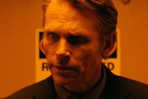 Chris Browning in the film Greenlight