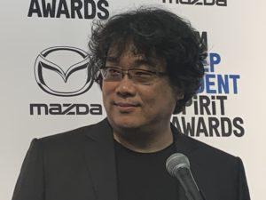 Best Director Bong Joon Ho, Parasite