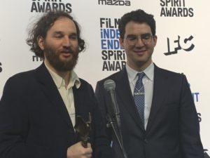Josh and Benny Safdie, Best Directors, Uncut Gems