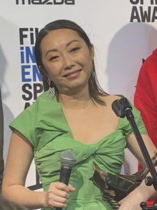 Writer/Director/Producer Lulu Wang, The Farewell