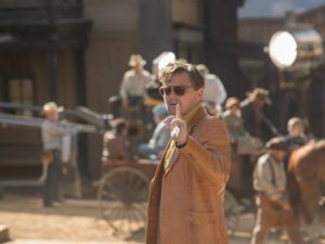 Leonardo DiCaprio in Once Upon A Time In Hollywood