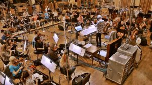 Recording Full Orchestra
