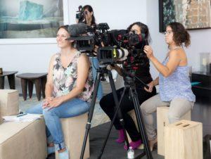 L-R: Amy Adrion, Yamit Shimonovitz and Soraya Selene, Photo Credit: Ashley Covington