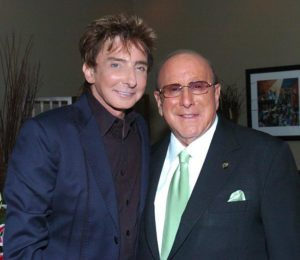 Barry Manilow & Clive Davis