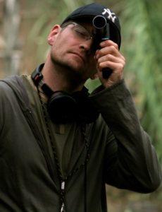 Cinematographer Jonathan Freeman