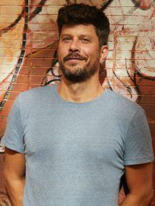 Editor Todd Downing