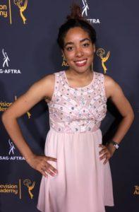 Composer Amanda Jones