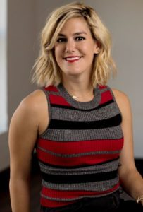 Music Supervisor Amanda Krieg-Thomas