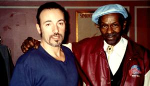 Bruce Springsteen & Chuck Berry