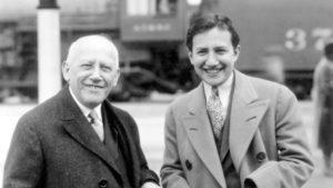 Carl Laemmle & Carl Laemmle, Jr.