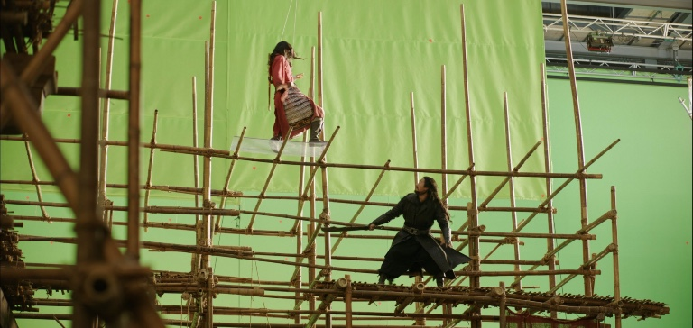 Mulan VFX