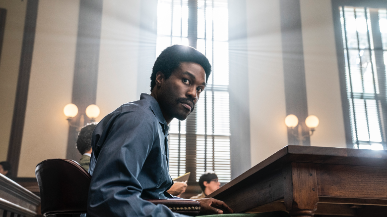 Yahya Abdul Mateen as Bobby Seale in Trial of the Chicago 7