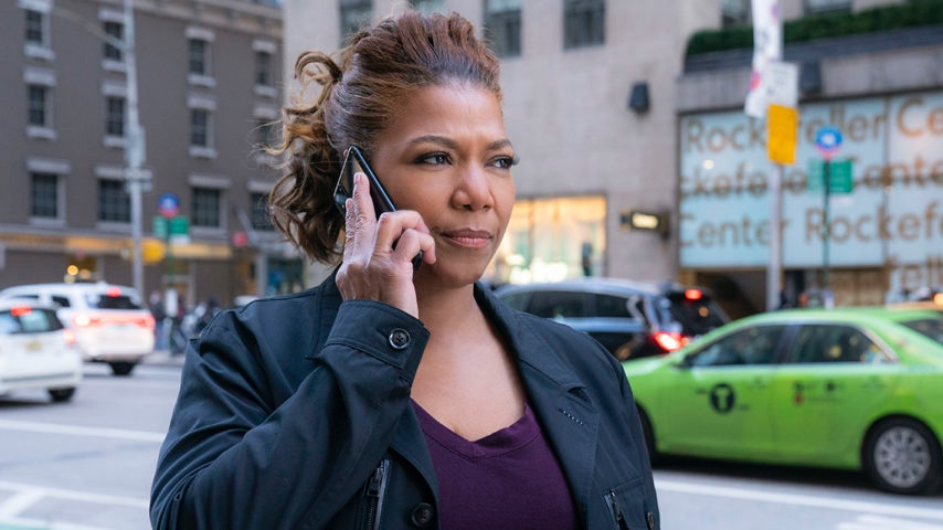 Queen Latifah in The Equalizer (CBS)