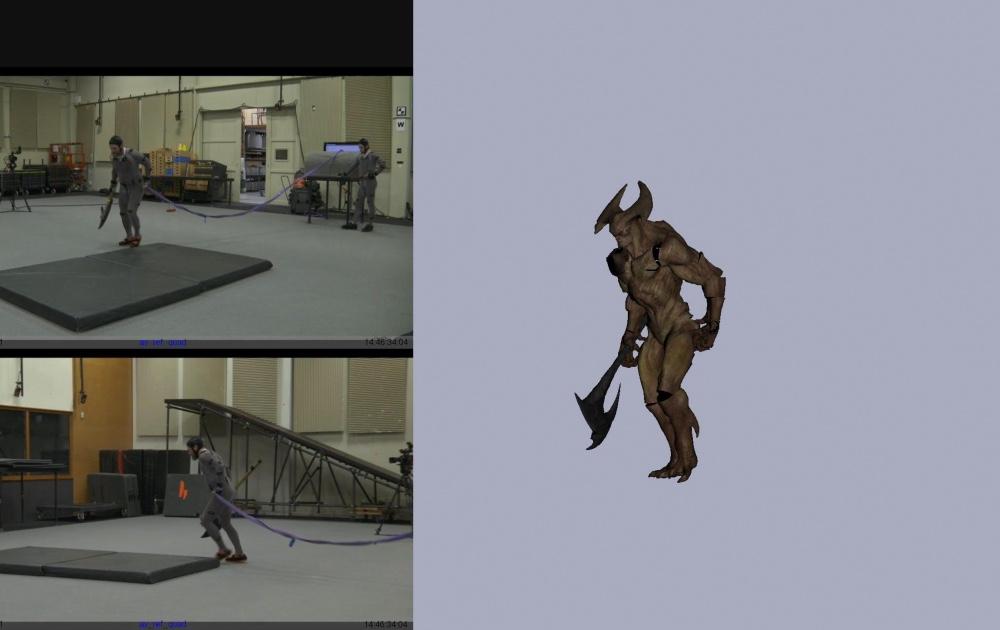 Steppenwolf Motion Range Test