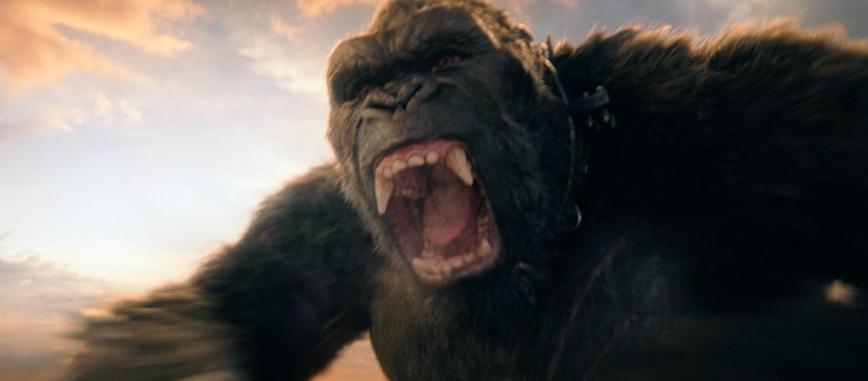 Kong - final render
