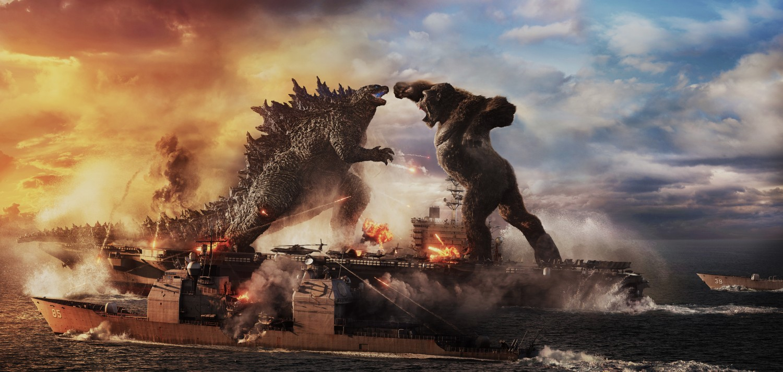 Godzilla vs. Kong - final render