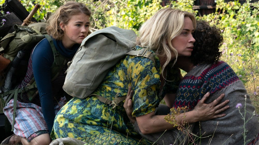 A scene from A Quiet Place Part II