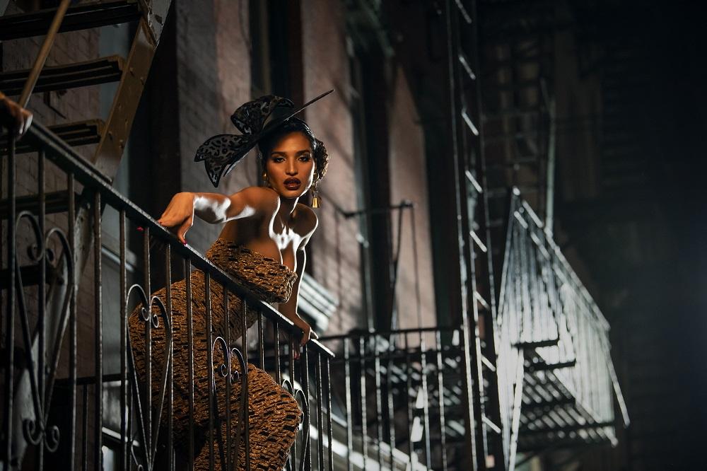Indya Moore as Angel