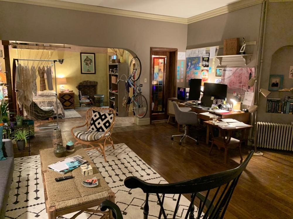 Millie's apartment