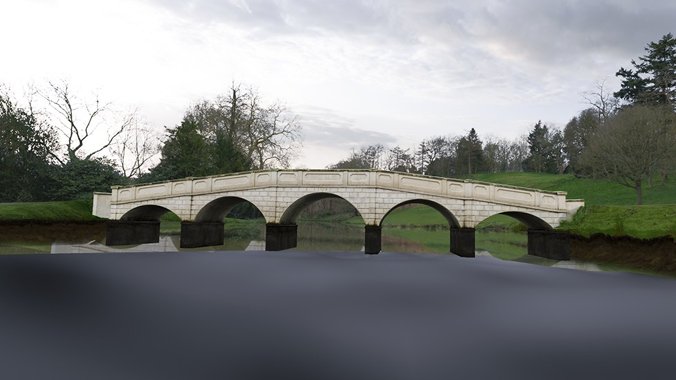 Background bridge environment