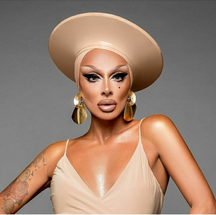 RuPaul's Drag Race Makeup Artist Raven and Hairstylist ...