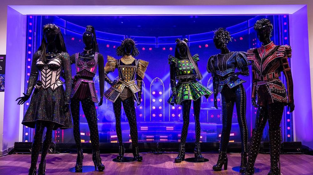 Six Costumes