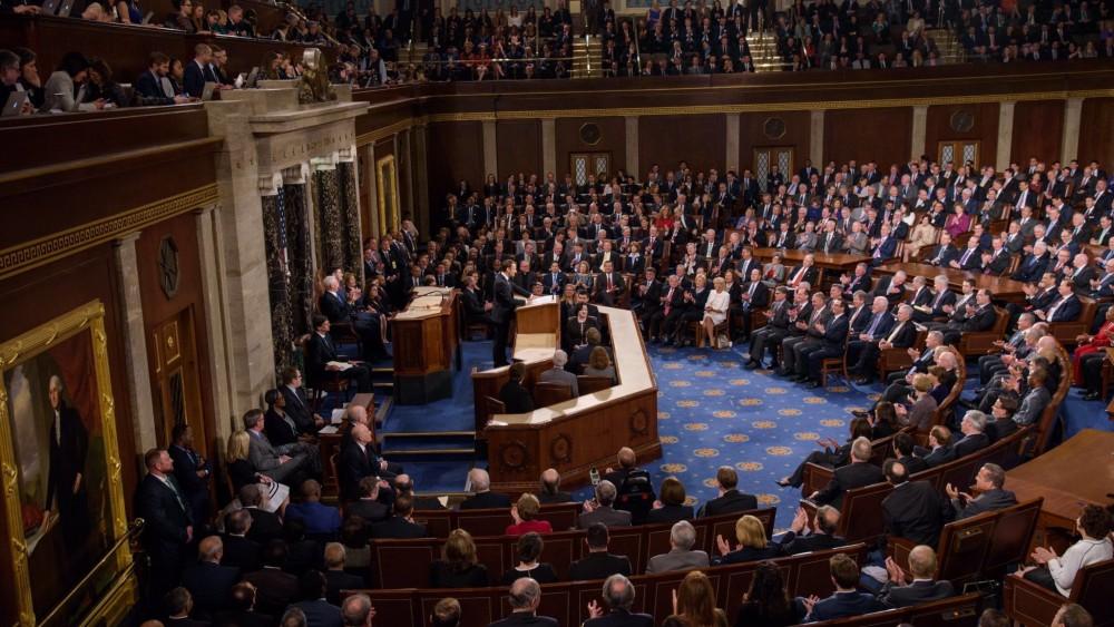 The House Chamber (Photo: Sen. Ron Johnson)